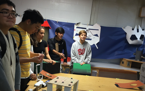 STEM seeks to spook students