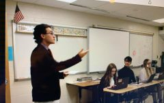 McLean Model UN Competes at First Local Competition of the Season