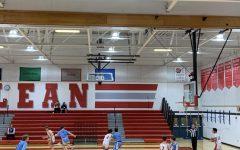 McLean JV basketball team comes short against Yorktown