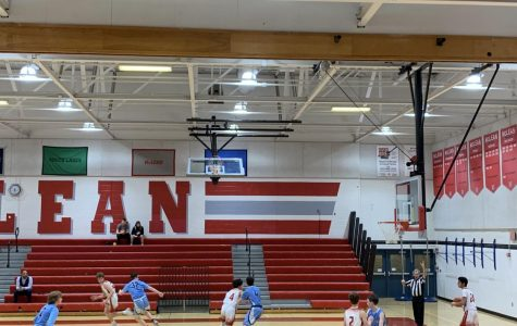 McLean JV basketball team comes short against Yorktown