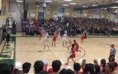 McLean girls basketball loses at Langley