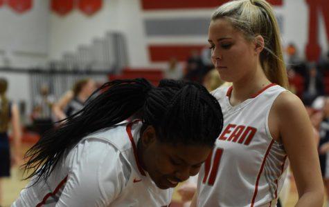 Girls basketball dominates Herndon