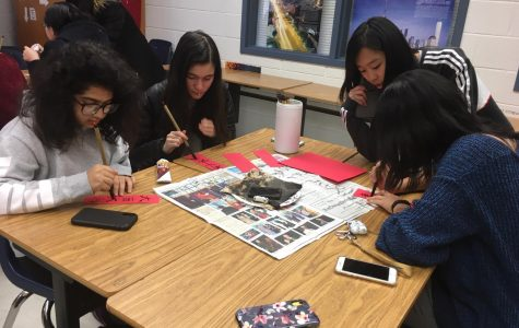 Asian American Association club celebrates Chinese New Year