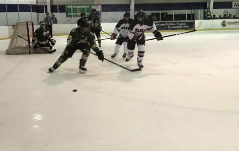 McLean Ice Hockey deals with a devastating defeat