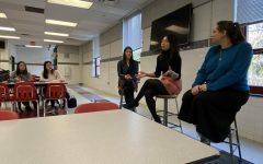Guest speaker visits National Science Honor Society