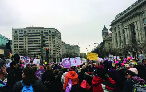 Marching for a change