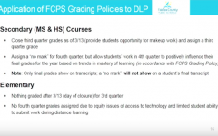 UPDATE: Grading system to be changed during online learning
