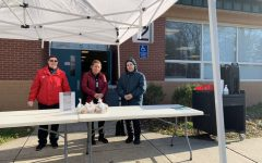 Students receive free meals