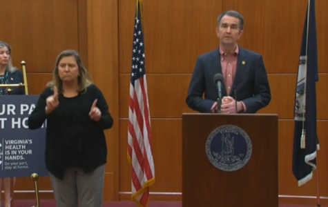 UPDATE: Virginia enters stay-in-place shelter order