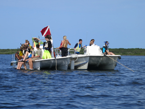 McLean science students travel to Florida for Marine Lab field trip