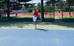 Tennis team hopes to make run for states