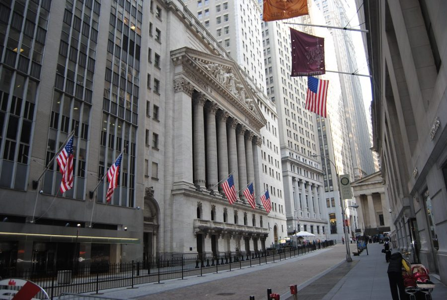 The New York Stock Exchange, where stocks are traded, faced a tumultous week due to the coronavirus.