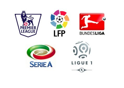 Top 5 European soccer leagues have suspended their games.