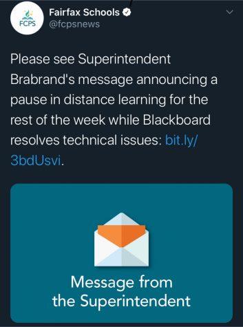 UPDATE: Teacher-led instruction temporarily canceled