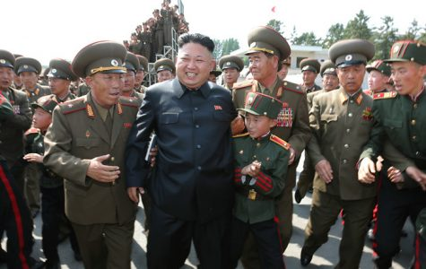 After three weeks, Kim Jong-Un was re spotted in the public on Friday May 1. [Obtained via Creative Commons]