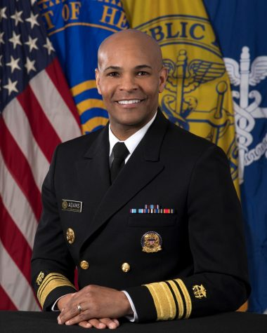 Dr. Jerome Adams is the 20th U.S. Surgeon General. He was appointed by President Donald Trump in 2017. (Photo courtesy of Lacey Adams)