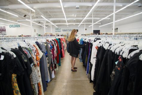 Why you should go thrift shopping