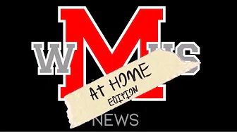 April 17, 2020 McLean High News Show - At Home