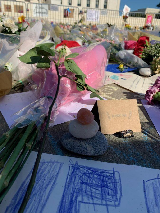 Rocks left to honor RBG's Jewish culture