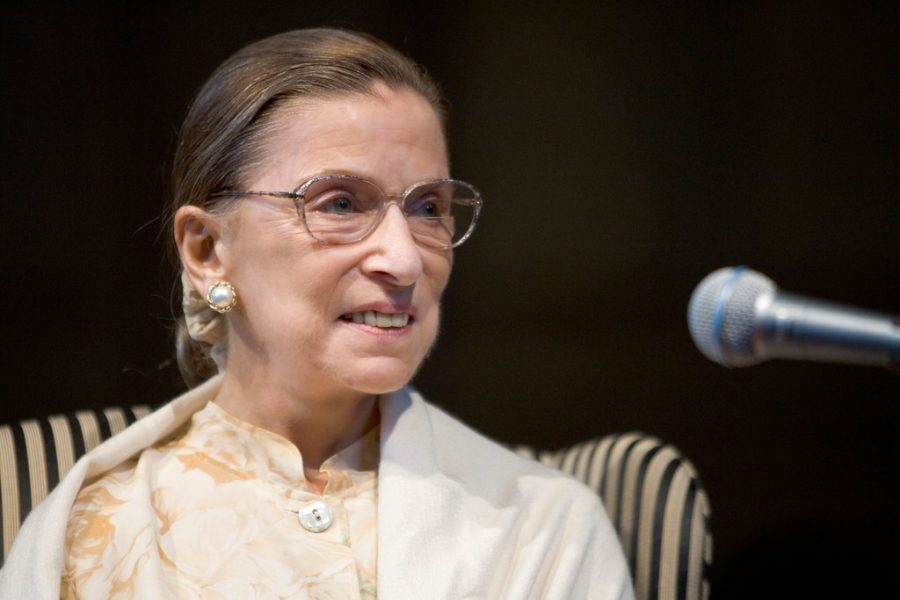 Supreme Court Justice Ruth Bader Ginsburg passed away on Friday, September 18. She was 87. (Pictures obtained via Creative Commons)