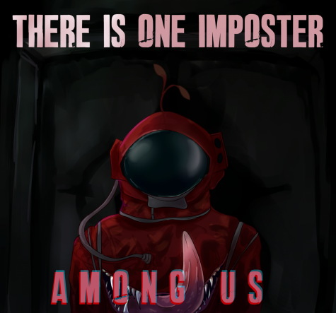 THERE IS ONE IMPOSTER AMONG US - The imposter