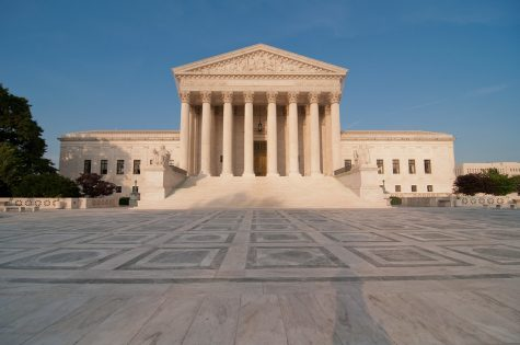 The Trump campaign pushes to get a hearing in the Supreme Court. The Supreme Court hasn't heard an election contention case since Bush v. Gore in 2000. (Image obtained via Creative Commons)
