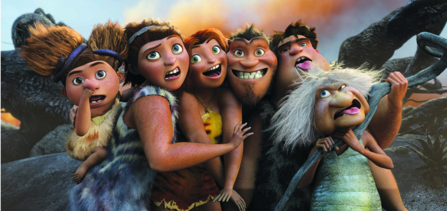 The+Croods%2C+an+all-time+family+favorite%2C+tells+the+tale+of+a+prehistoric+dysfunctional+family.+The+sequel%2C+however%2C+did+not+live+up+to+its+former+reputation.