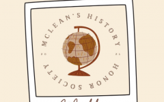 History Honors Society at McLean debuts