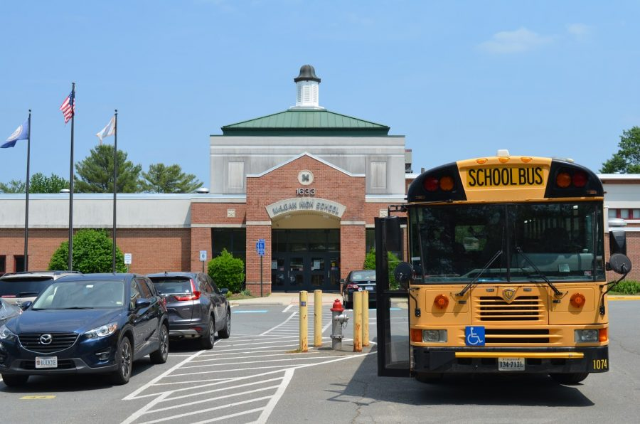 SAC Action - McLean's Student Advisory Council hopes to improve after-school transportation for students with ESSER III funding. Instead of having busses one day of the week, they hope to replicate the system at Longfellow Middle School with after-school busses available multiple days of the week.