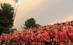 STILL IN SESSION - McLean is still hosting football games and dances to raise morale and boost school spirit. Despite COVID procedures, students can still have fun at events, where they can hang out with friends and enjoy what McLean has to offer.